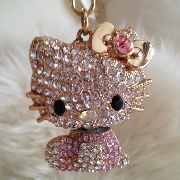 3031d699d Hello Kitty Accessories   Too Cute Sparkling Charm   Poshmark